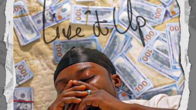 """Live It Up Cover - Emjay Blak inspires with new song """"Live It Up"""""""
