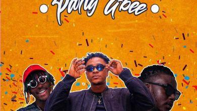 krymi party gbee - Krymi- Party Gbee ft. Kofi Mole & King Maaga