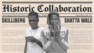 Shatta Wale BLow up - Shatta Wale teams up with Skillibeng & Gold Up on 'Blow Up' - Listen