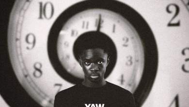 cover 3 - Yaw TOG unleashes debut EP, 'TIME'