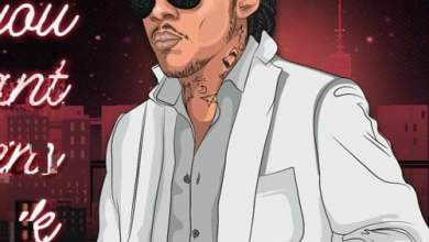 vybz kartel image - Vybz Kartel - No One Can Stop It