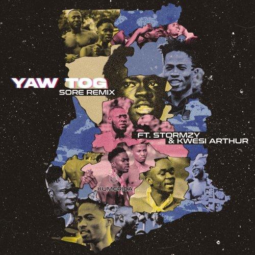 yaw tog sore remix 500x500 - Yaw TOG - Sore (Remix) ft. Kwesi Arthur & Stormzy
