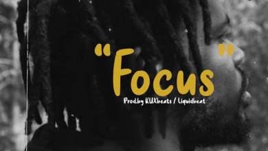 Fameye Focus cover art - Fameye - Focus (Freestyle)