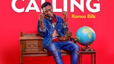 Romeo Blinx – Calling artwork - Romeo Billx drops new song, 'Calling' - Listen