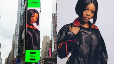 gyakie bill featured - Gyakie appears on New York's Times Square Billboard