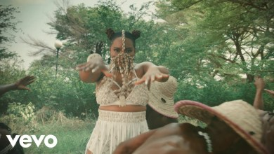 Yemi Alade video - Yemi Alade - Dancina (Official Video)