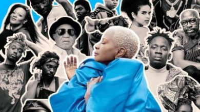 Angelique Kidjo Mother Nature cover art - Angelique Kidjo Convenes Some Of Africa's Biggest Music Powerhouses For New Album 'Mother Nature'