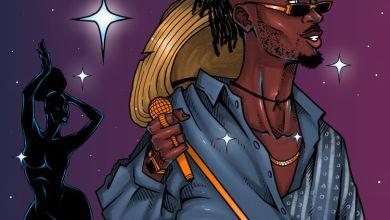 Mr. Eazi Rotate cover art - Mr. Eazi - Rotate (Freestyle)