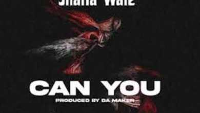 Shatta Wale Can You Cover Art - Shatta Wale - Can You (Prod. by Da Maker)