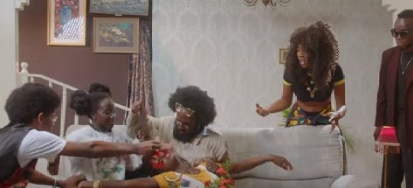 akwaboah ensesa video 500x274 - Akwaboah - Ensesa (Official Video)