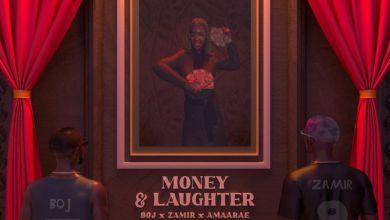 Boj ft Zamir Amaarae Money Laughter Prod by Trillwww dcleakers com  mp3 image - BOJ - Money & Laughter ft. Amaarae & Zamir