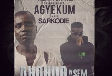 Hammer Ohohuo cover art - Hammer Of The Last Two - Ohohuo Asem ft. Agyekum & Sarkodie