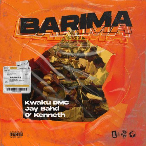 Kwaku DMC ft Jay Bahd OKenneth Barima www dcleakers com  mp3 image 500x500 - Kwaku DMC - Barima ft. Jay Bahd & O'Kenneth