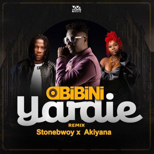 obibini yardie remix 500x500 - Obibini - Yardie (Remix) ft. Stonebwoy & Akiyana