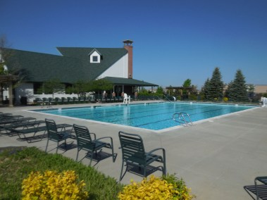 Community Clubhouse and Pool