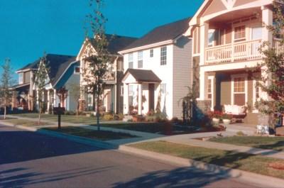 Harris Ranch - Street Scene