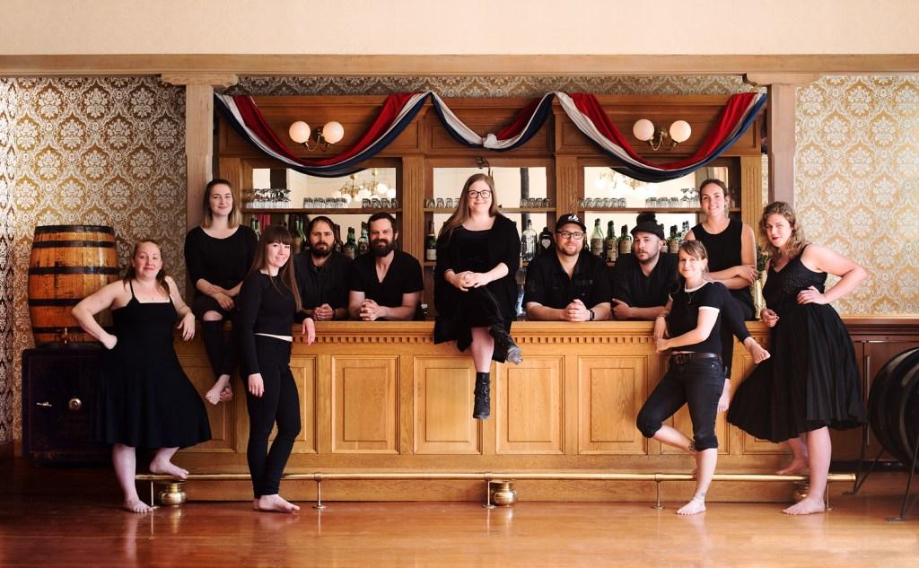 Dawson Music Festival Staff and Board of Directors 2019 Dawson City Yukon
