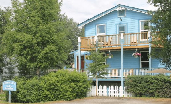 Dawson City Music Festival other places to stay sponsors Dawson City Bed & Breakfast northern