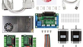 CNC Motion Controller 3 Axis Servo Stepper Motor Controller