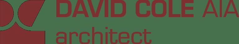 DAVID COLE AIA | architect