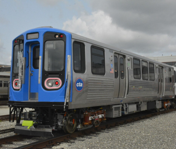 CTA 7000-Series Train