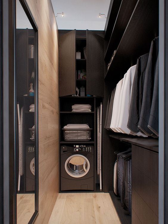 Quarto Com Closet 70 Modelos e Projetos Para Seu Quarto