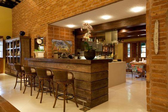 Cozinha Americana  Veja 100 Projetos Modelos e Dicas