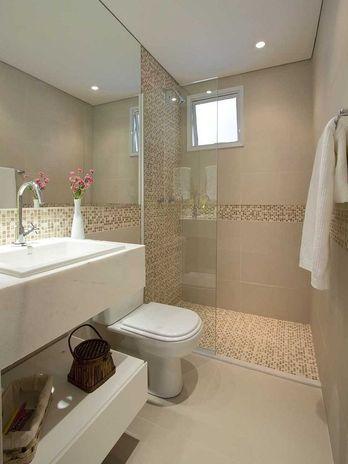 Revestimento para banheiro  40 Modelos Saiba Escolher o Melhor