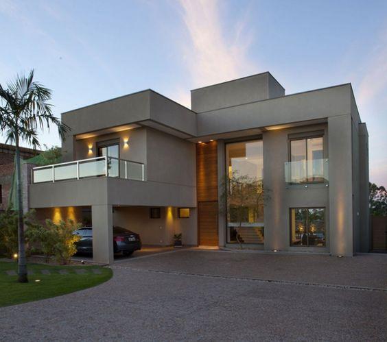 Fachadas De Casas  Os Modelos Mais Incrveis Para Inspirar Voc