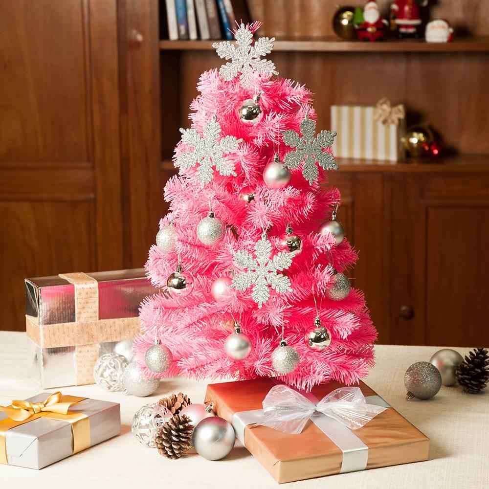 Resultado de imagem para árvore de natal rosa