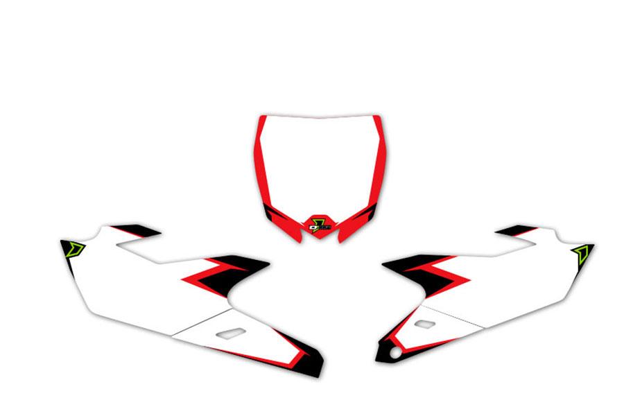 Cor 8 Red Yamaha