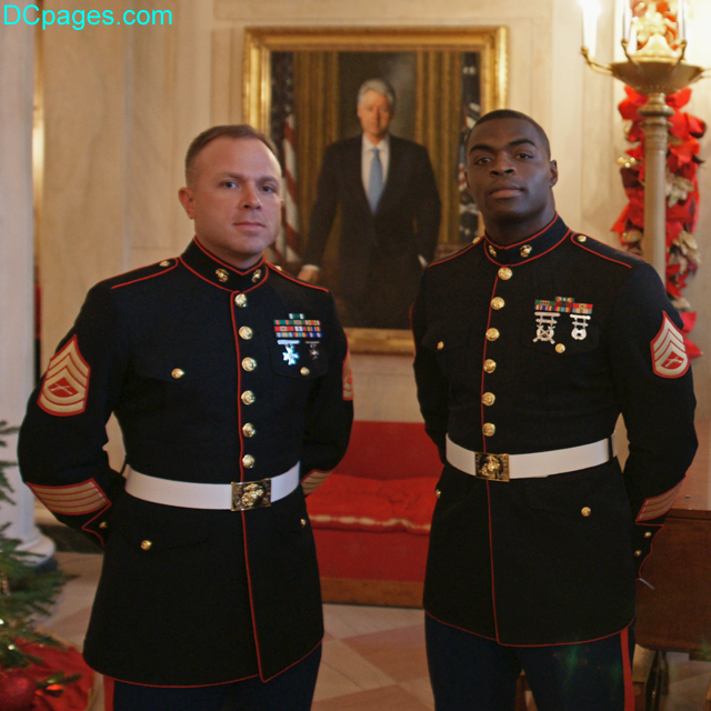 two marine corps reservists