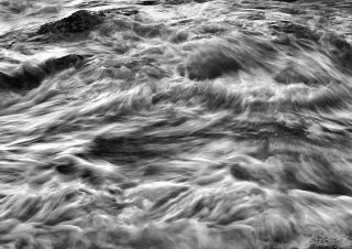 Dee Why Rocks – An off the shelf design (Limited Rights Available) – Neutral Density Filter used to capture movement in the water at Dee Why Beach