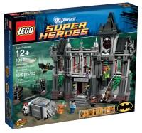 Lego, le set Arkham Asylum rvl | DCPlanet.fr