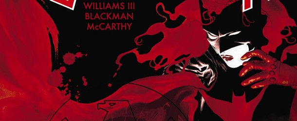 Batwoman #20 DC Comics New 52 cover by J.H. Williams III