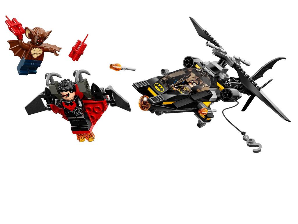 Des Nouveaux Visuels Des Sets Lego DC Super Heroes Venir