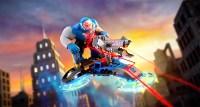 Une vido pour le set LEGO Darkseid Invasion