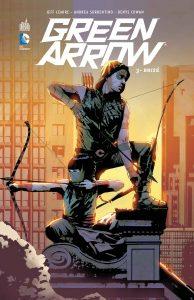 Green Arrow Tome 3 - Jeff Lemire - Couverture