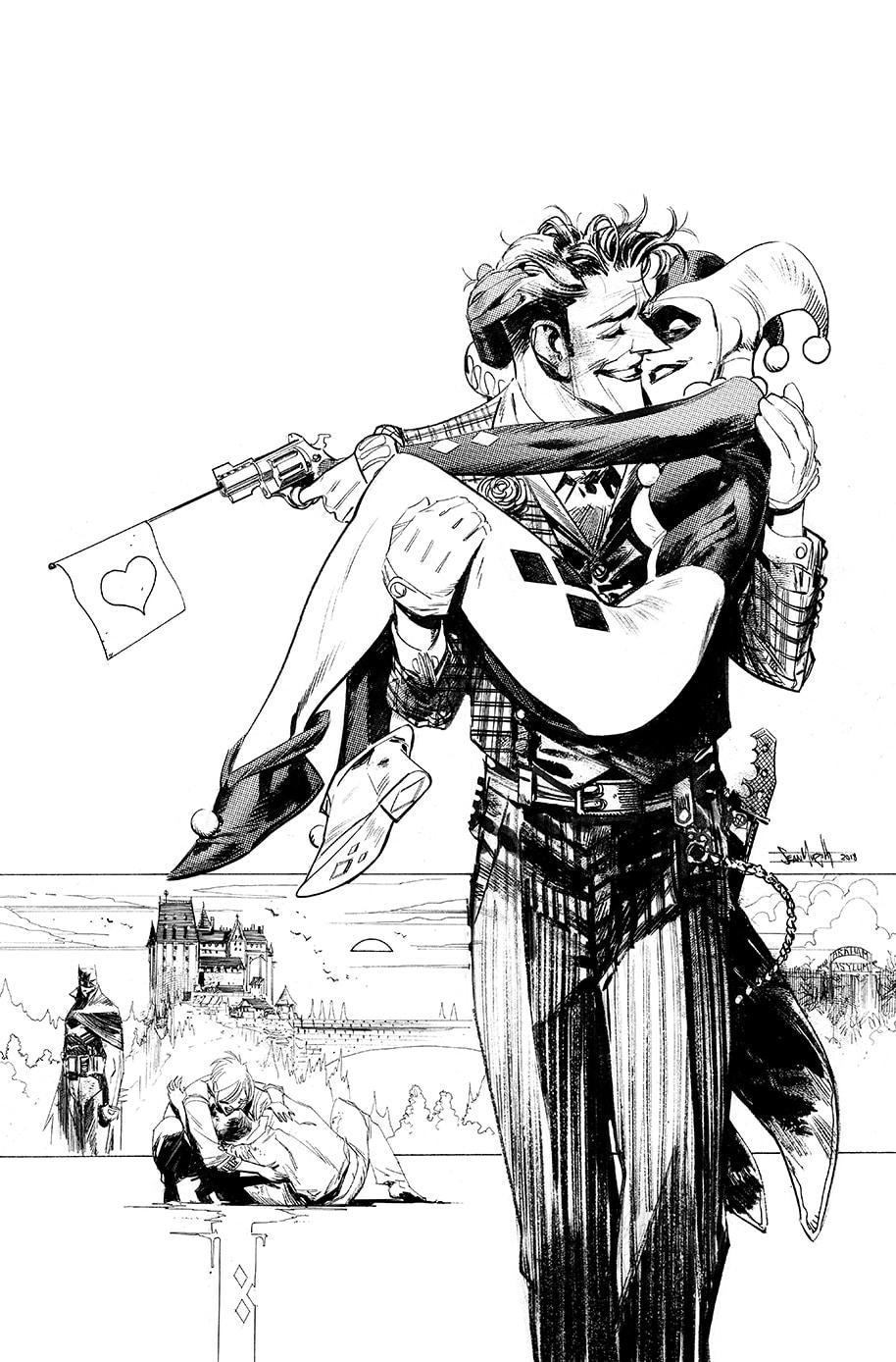 De premières variant covers des titres DC Comics de mai