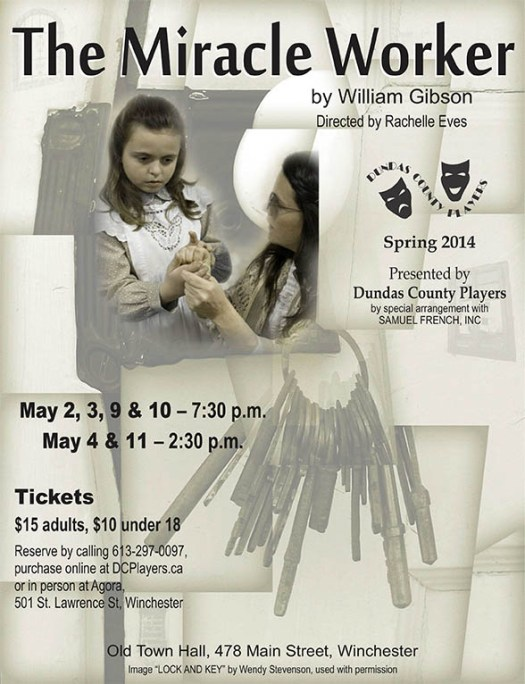 The Miracle Worker poster.cdr