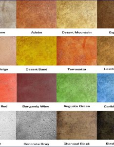 Soy based concrete stain color chart also rh dcpolish