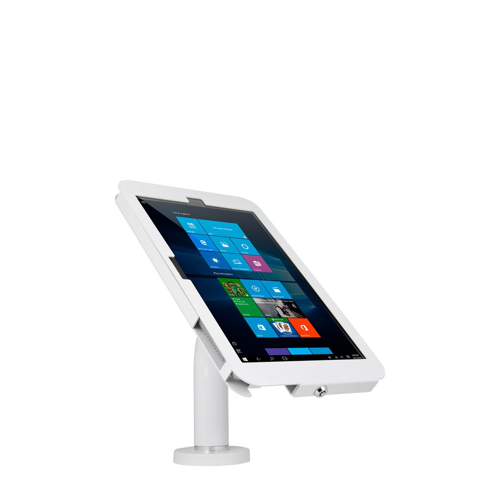 Elevate II Wall Countertop Mount Kiosk for Surface Pro 4 & 3 (White) - DCP  Solutions