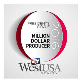 West USA Realty's Million Dollar Producers of 2016