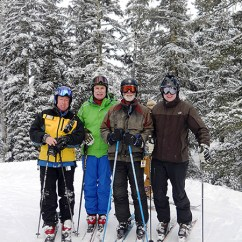 Buy Ski Lift Chair Discount Gold Covers Firsthand Report: Sierra At Tahoe - Our Huckleberry Bowl Buddies