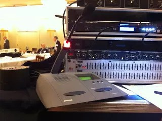 Shure Conference One System