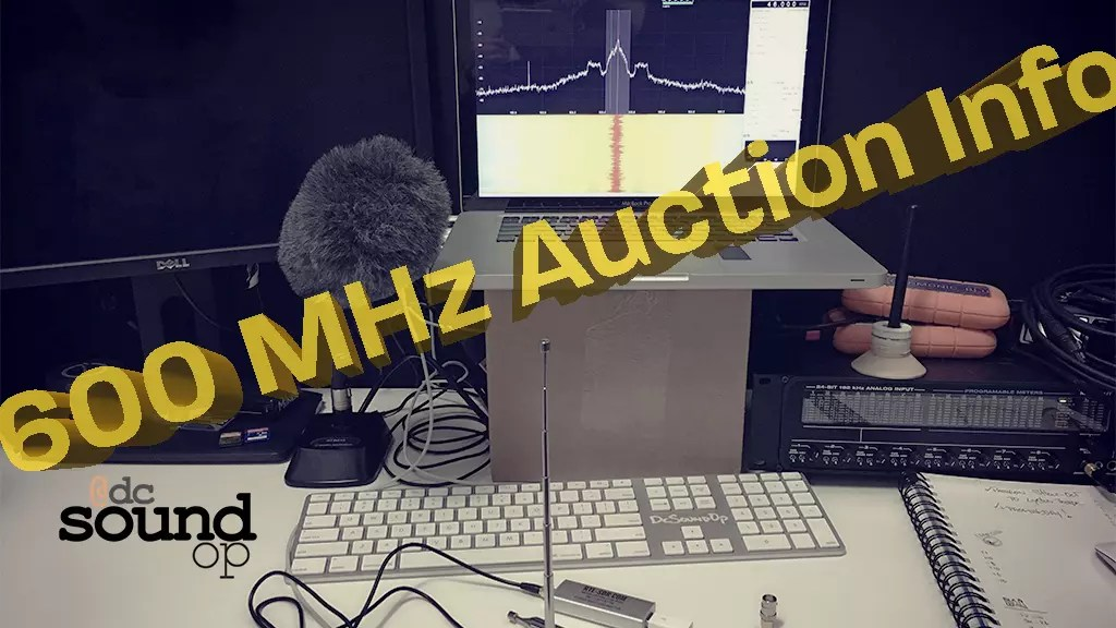 600MHz Wireless Auction Info Overview