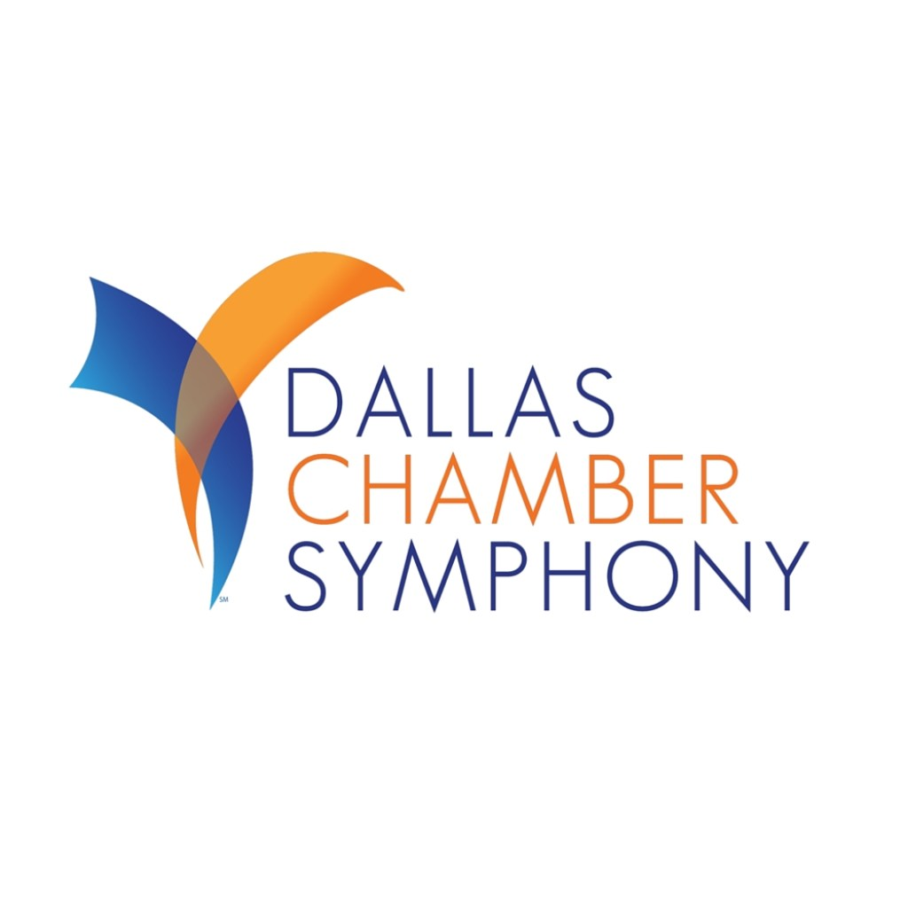 Dallas Chamber Symphony Logo Right Side Text