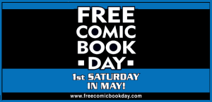 Free Comic Book Day - Blue