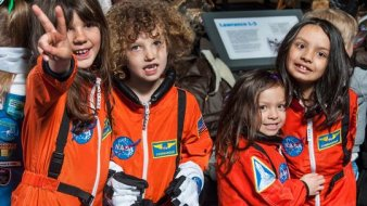 Museum Day Live - Women in Aviation and Space Family Day
