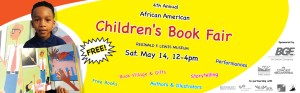4th Annual African American Children's Book Fair